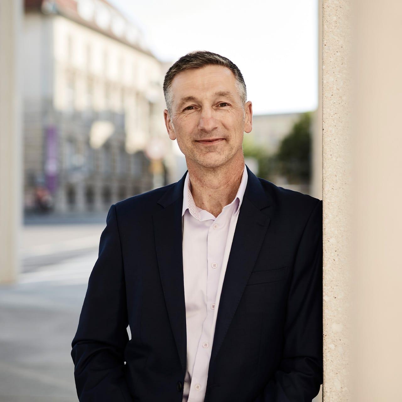 Portrait von Michael Geerdts